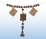 Passover Holiday Necklace 1