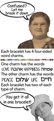 you get it all in one bracelet